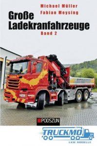 Podszun_Grosse_Ladekranfahrzeuge_Band_2_Schwertransport_Buch_9783861337898_Lkw-Modelle_TRUCKMO_1