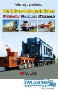 Podszun_Scheuerle_Nicolas_Kamag_9783861335573_Lkw-Buch_Schwertransport_Buch_Lkw-Modelle_TRUCKMO_1